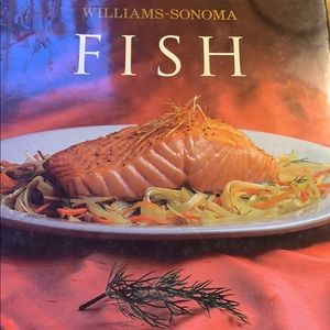 Williams Sonoma Fish cookbook